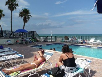 OCEANFRONT CONDO 2BR/2BA, NON-SMOKING, FREE HS WiFi & SMART TV's #1