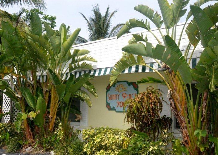 Sunny Place Apts - studio, 1/1, 2/2 - Walk to beach #31