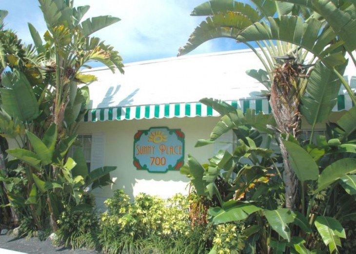 Sunny Place Apts - studio, 1/1, 2/2 - Walk to beach #36