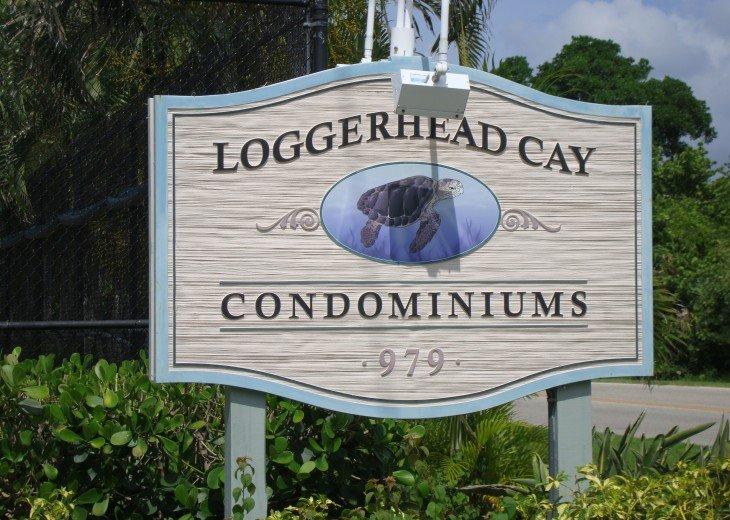 On World Famous Shelling Beach; Loggerhead Cay Condo #3