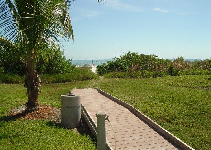 On World Famous Shelling Beach; Loggerhead Cay Condo #17