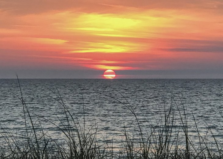 Fabulous Cape San Blas Sunset