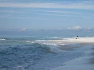 Beautiful Cape San Blas beach!