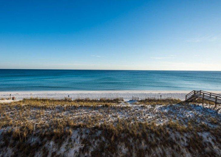 Aqua Sound- Gulf Front - Destin Point - 3 Miles From Harborwalk Village #28