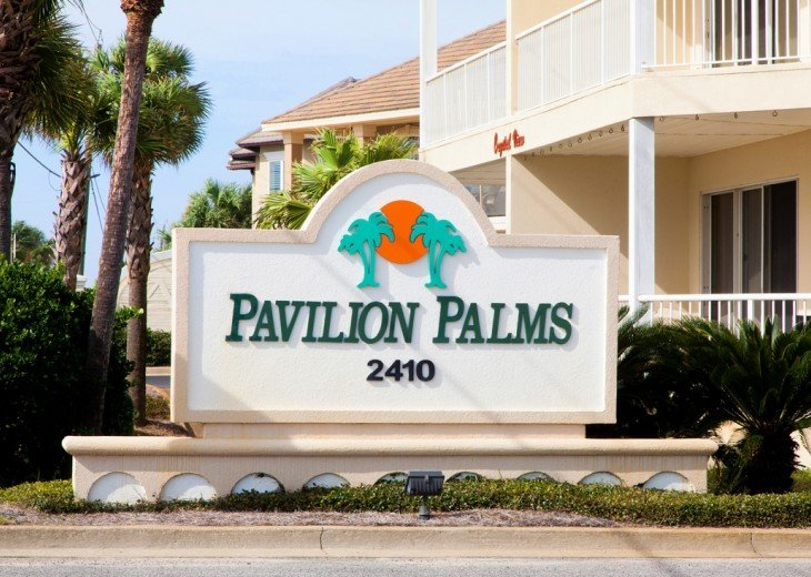 205A Pavilion Palms - Gulf Views - Golf Cart Included #43