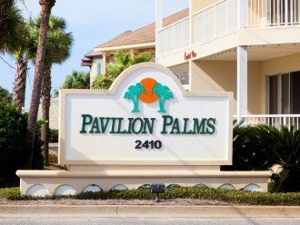 205A Pavilion Palms - Gulf Views - Golf Cart Included #1