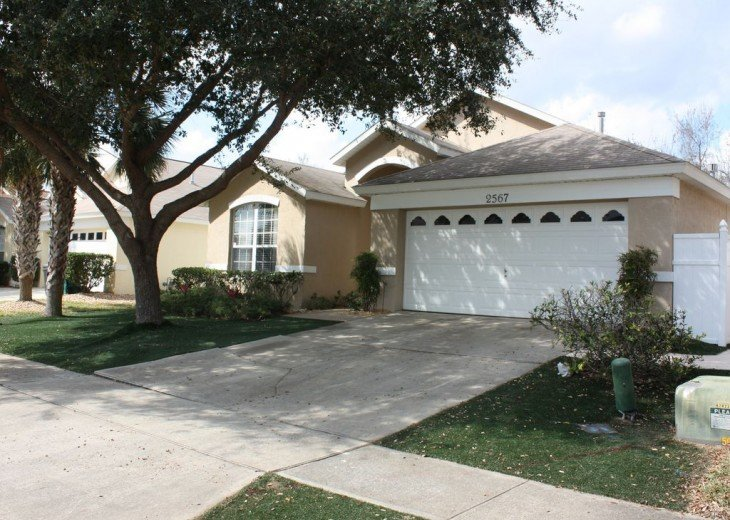 Very private 4 bedroom home with pool & spa #2