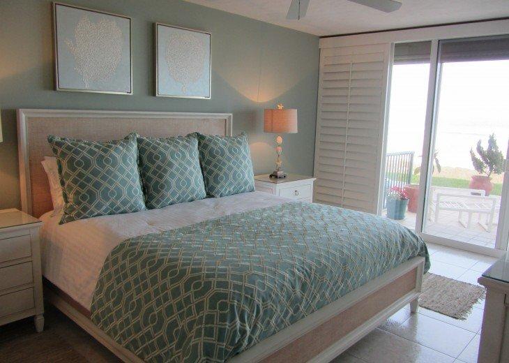Retiree friendly first floor Condo on Quiet Beach #4