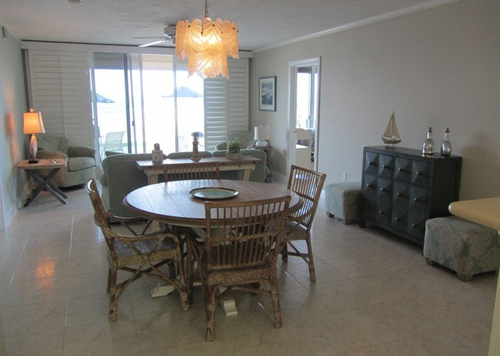 Retiree friendly first floor Condo on Quiet Beach #10