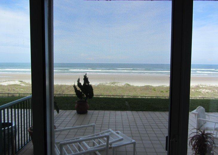 Retiree friendly first floor Condo on Quiet Beach #5