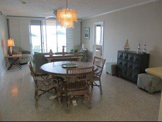 Retiree friendly first floor Condo on Quiet Beach #1
