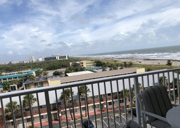 TOP FLOOR Fantastic ocean views, Sandcastles 703 #3