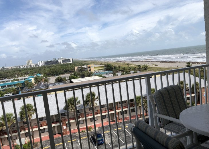 TOP FLOOR Fantastic ocean views, Sandcastles 703 #4