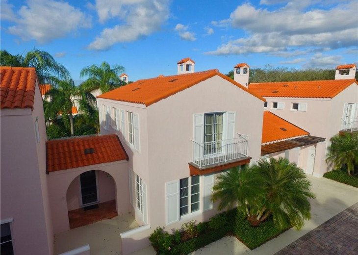 Vero Beach Villa Rental Grand Harbor Gated Community Minimum One
