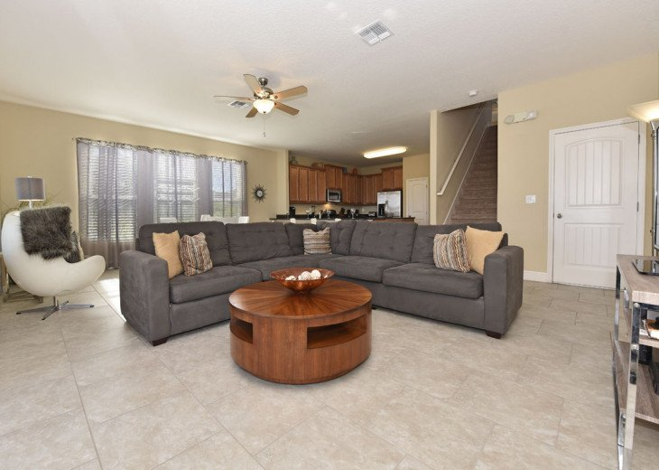 WOW!! Solterra 6 bd 6.5 bth home w/pool,spa and gameroom near Disney - Solt4187 #6