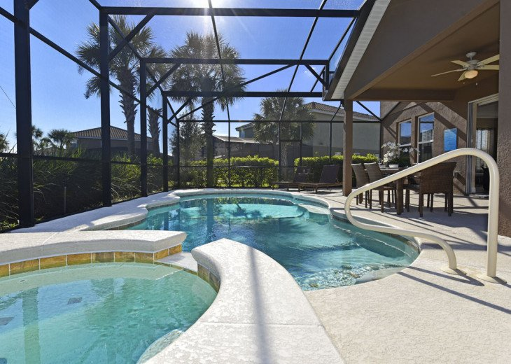 WOW!! Solterra 6 bd 6.5 bth home w/pool,spa and gameroom near Disney - Solt4187 #33