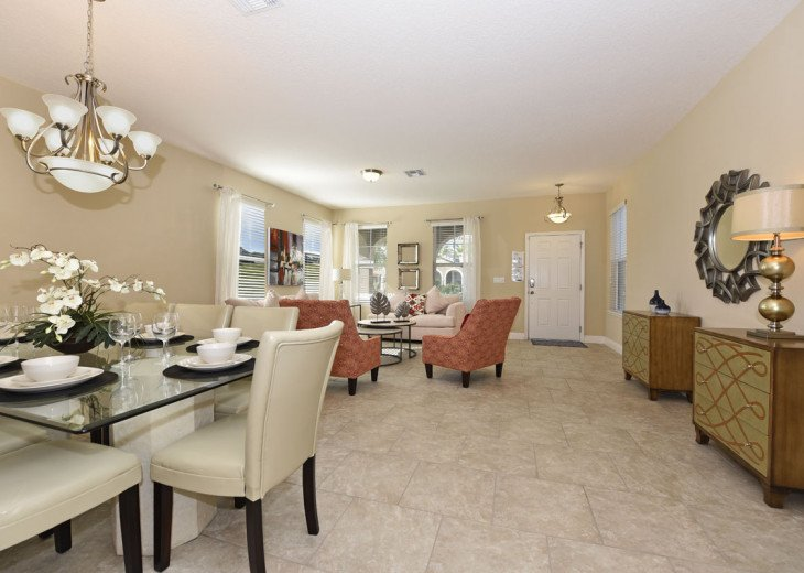 WOW!! Solterra 6 bd 6.5 bth home w/pool,spa and gameroom near Disney - Solt4187 #3
