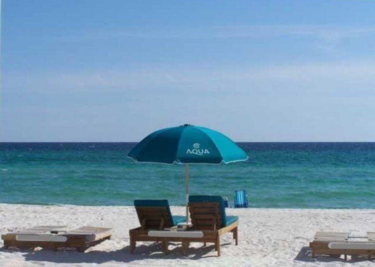 Aqua #510 Prime 5th Floor End Unit +Free Beach Chairs! Onsite Mgt! All-In Price! #15