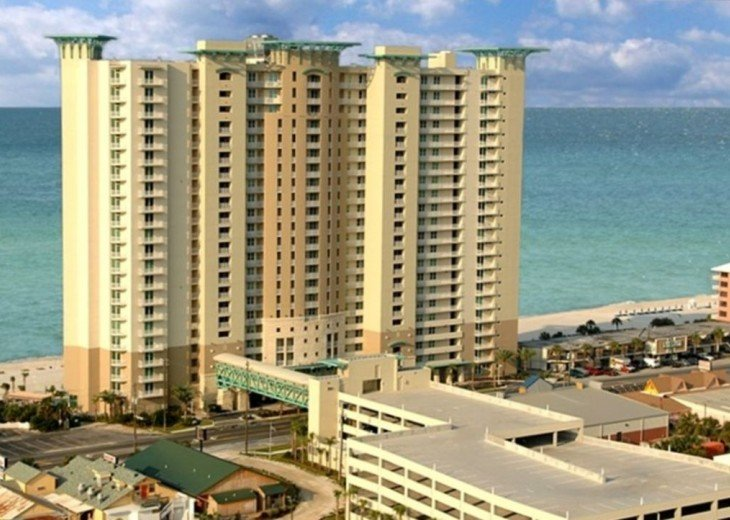 Aqua #510 Prime 5th Floor End Unit +Free Beach Chairs! Onsite Mgt! All-In Price! #19
