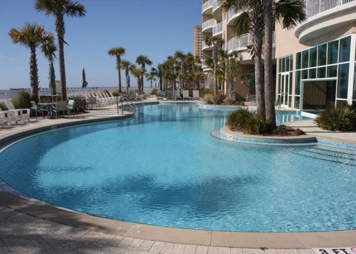 Aqua #510 Prime 5th Floor End Unit +Free Beach Chairs! Onsite Mgt! All-In Price! #16