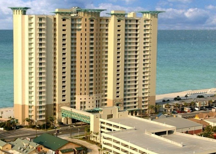 Aqua #508, Largest 1BR, 5th Floor, Free Beach Chairs, Onsite Mgt., All-In Price! #18