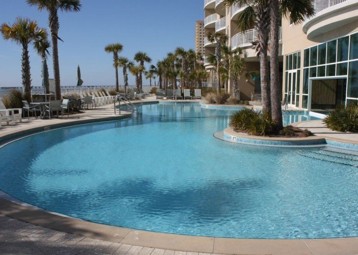 Aqua #508, Largest 1BR, 5th Floor, Free Beach Chairs, Onsite Mgt., All-In Price! #15