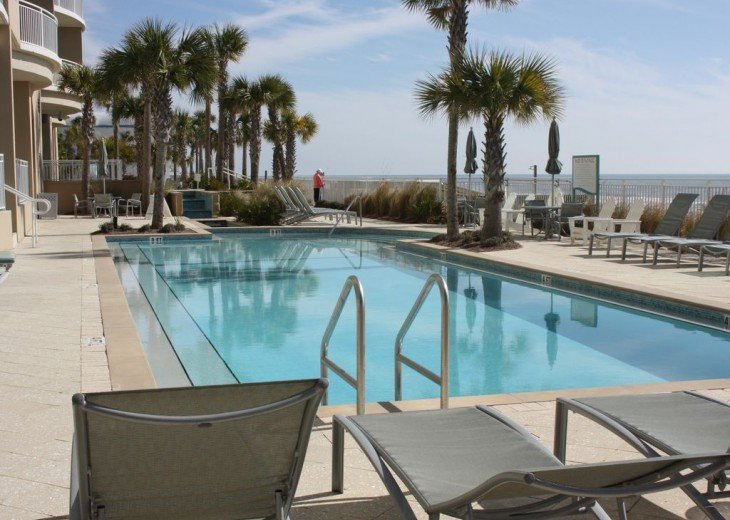 Aqua #508, Largest 1BR, 5th Floor, Free Beach Chairs, Onsite Mgt., All-In Price! #17
