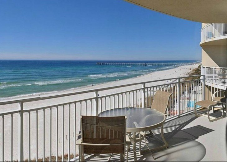 Aqua #508, Largest 1BR, 5th Floor, Free Beach Chairs, Onsite Mgt., All-In Price! #3