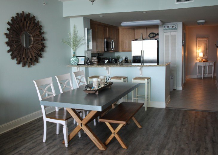 Aqua #508, Largest 1BR, 5th Floor, Free Beach Chairs, Onsite Mgt., All-In Price! #7