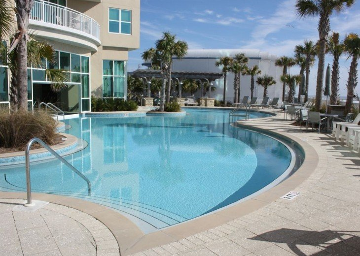 Aqua #508, Largest 1BR, 5th Floor, Free Beach Chairs, Onsite Mgt., All-In Price! #21