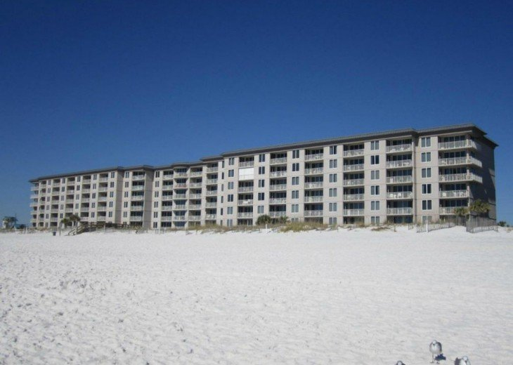 GULF VIEW! NEW BED AND 55 'TV! FREE BEACH SERVICE FOR 2 #8
