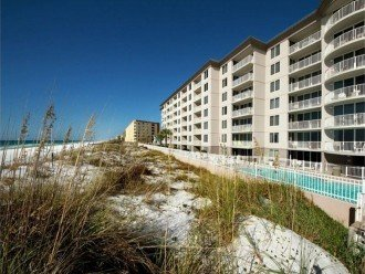 GULF VIEW! NEW BED AND 55 'TV! FREE BEACH SERVICE FOR 2 #1