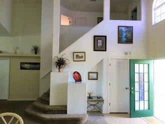 Entrance Stair way