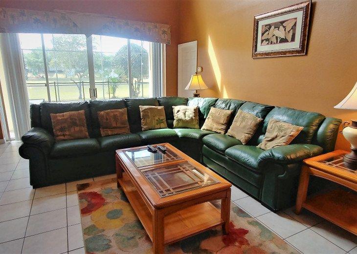 From $1150/week,Pool/SPA,Huge Lanai, No Rear Neighbors,8 TVs,WiFi,Club House #7