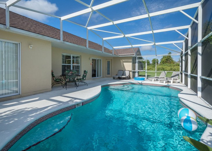 Heavenly Retreat-3BR-Pool, WiFi, BBQ, TVs in all Rooms, Disney/Orlando #2