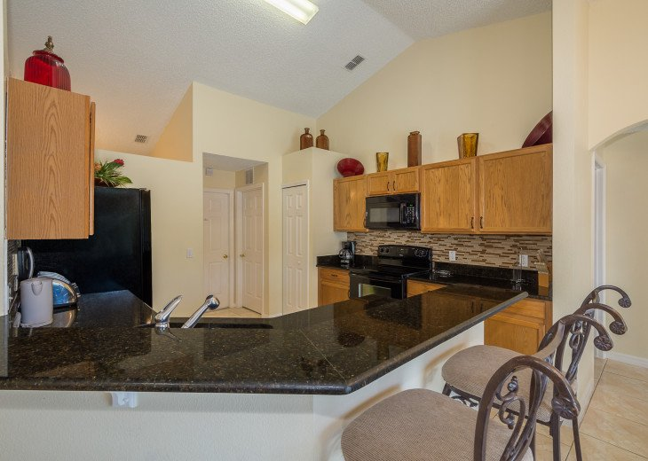 Heavenly Retreat-3BR-Pool, WiFi, BBQ, TVs in all Rooms, Disney/Orlando #12