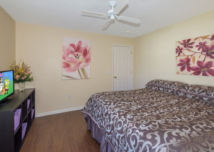 Heavenly Retreat-3BR-Pool, WiFi, BBQ, TVs in all Rooms, Disney/Orlando #22
