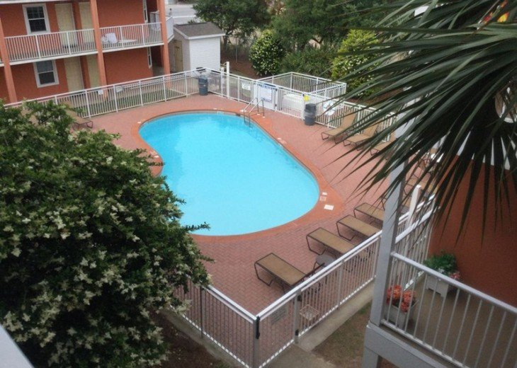 BEACH HAVEN*2 chairs&umbrella Complimentary*Updated*Top Floor*Great View*unit307 #22