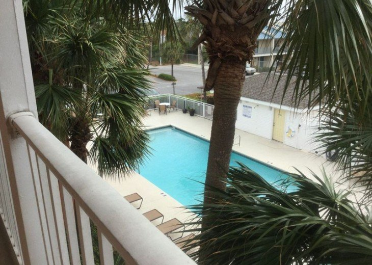 BEACH HAVEN*2 chairs&umbrella Complimentary*Updated*Top Floor*Great View*unit307 #21