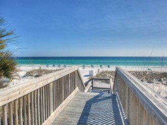 BEACH HAVEN*2 chairs&umbrella Complimentary*Updated*Top Floor*Great View*unit307 #1