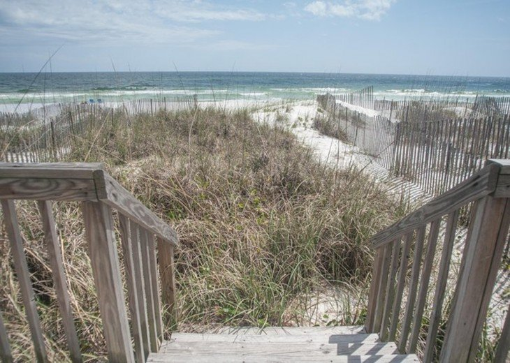 A True 4 Bedroom, 3.5 Bath Gulf Front Townhouse with Exquisite Views!!! #12