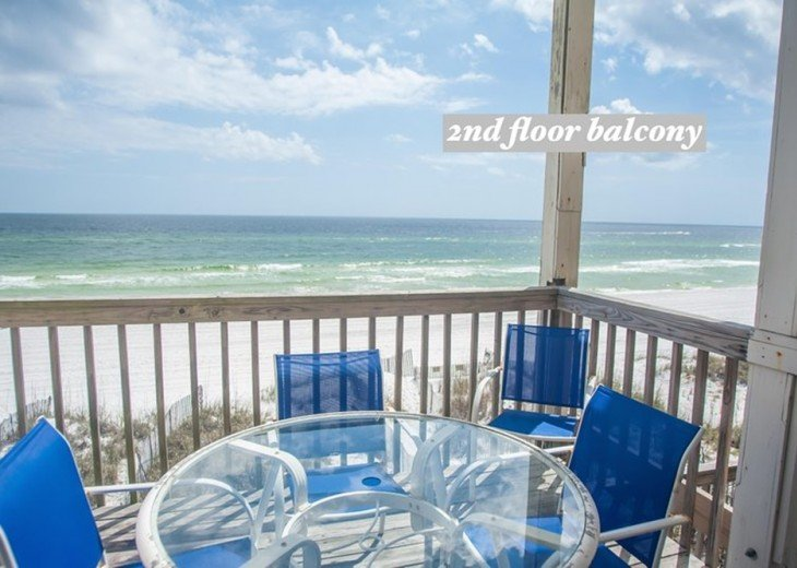 A True 4 Bedroom, 3.5 Bath Gulf Front Townhouse with Exquisite Views!!! #5