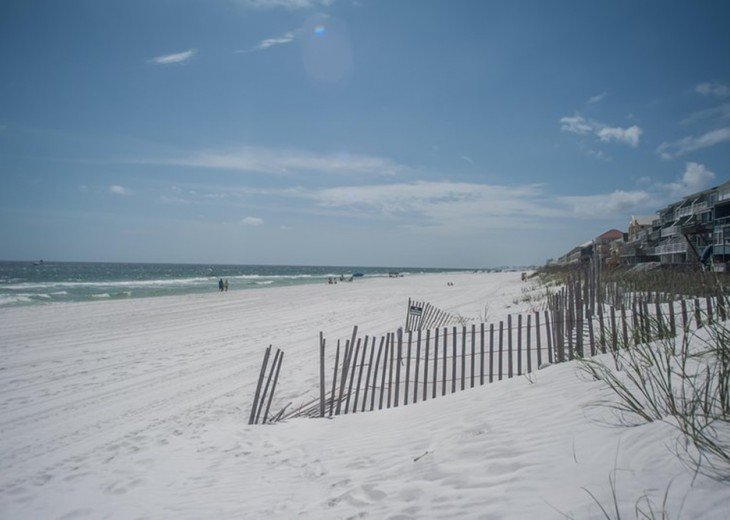 A True 4 Bedroom, 3.5 Bath Gulf Front Townhouse with Exquisite Views!!! #10