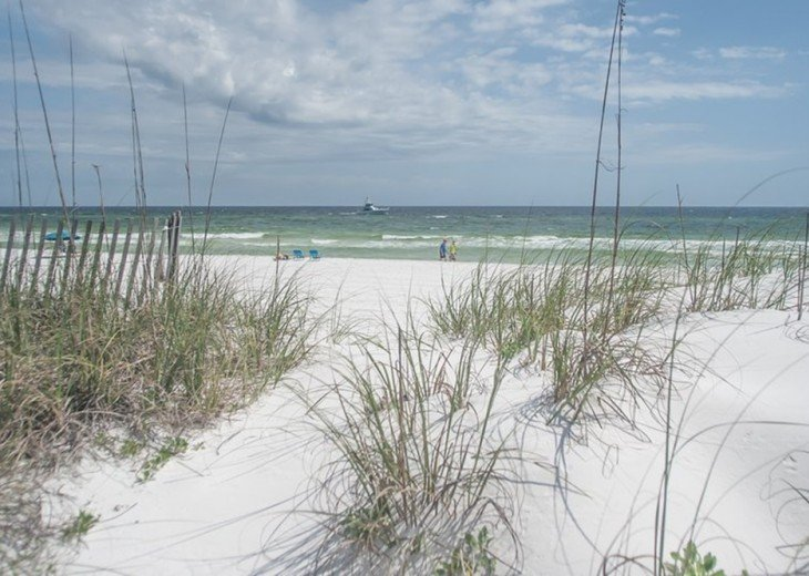 A True 4 Bedroom, 3.5 Bath Gulf Front Townhouse with Exquisite Views!!! #20