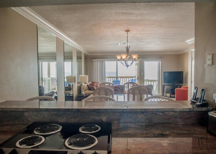 A True 4 Bedroom, 3.5 Bath Gulf Front Townhouse with Exquisite Views!!! #3