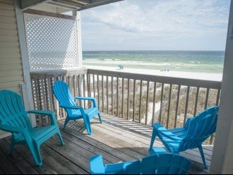 A True 4 Bedroom, 3.5 Bath Gulf Front Townhouse with Exquisite Views!!! #1