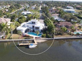 Large Executive Water-Front Property