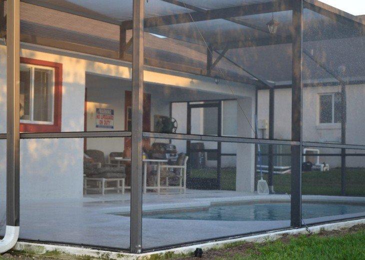 Villa, private southwest pool, game-room, free internet & wifi #4