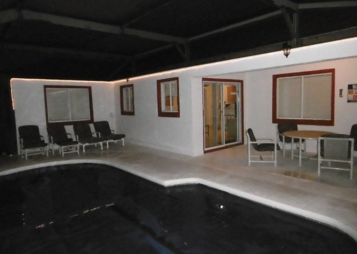 Villa, private southwest pool, game-room, free internet & wifi #7