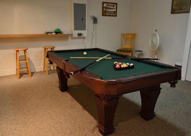Villa, private southwest pool, game-room, free internet & wifi #19